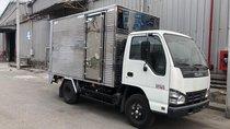 Bán xe tải Isuzu QKR 230 1T4 - 2T4. Trả góp 90% lãi suất cực thấp