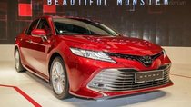 Cần bán Toyota Camry 2019, chỉ từ 1 tỷ 029 triệu đồng, trả trước 325tr có xe về nhà, gọi ngay 0933331816