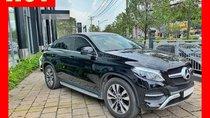 Bán xe Mercedes GLE400 couple đen 2019 chính hãng. Trả trước 1 tỷ 400 triệu nhận xe ngay