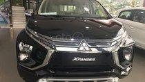 Bán Mitsubishi Xpander năm sản xuất 2019, màu đen, xe nhập khẩu 100% indonesia