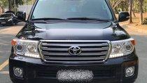 Cần Bán Toyota Land Cruiser sản xuất 2013 màu đen, giá 2 tỷ 460 tr, nhập khẩu nguyên chiếc