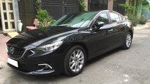 Cần bán xe Mazda 6 2016 màu đen Vip