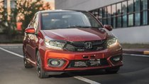 Honda Brio 2019 công bố giá và thông số kỹ thuật tại Philippines