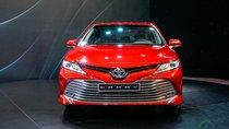 Thông số kỹ thuật Toyota Camry 2019 mới ra mắt Việt Nam