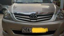Chính chủ bán Toyota Innova 2.0 MT năm sản xuất 2011, màu nâu