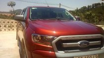 Bán Ford Ranger 2017, màu đỏ, 595 triệu