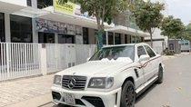 Bán xe Mercedes E280 năm sản xuất 1994, màu trắng, nhập khẩu nguyên chiếc, giá chỉ 68 triệu