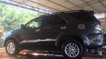 Cần bán xe Toyota Fortuner 2012, màu xám chính chủ
