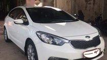 Cần bán gấp Kia K3 1.5MT năm 2015, màu trắng, nhập khẩu, giá chỉ 452 triệu