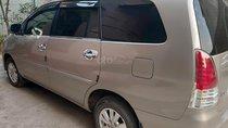 Xe cũ Toyota Innova G sản xuất năm 2011 chính chủ, giá tốt