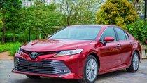 Vừa về nước, Toyota Camry 2019 ngay lập tức được 'làm đẹp'