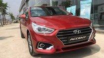 Bán Hyundai Accent đời 2019, màu đỏ giá cạnh tranh