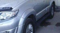 Bán Toyota Fortuner đời 2012, màu bạc, giá 635tr