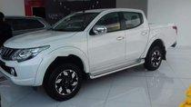 Cần bán Mitsubishi Triton sản xuất năm 2018, màu trắng, nhập khẩu nguyên chiếc, giá cạnh tranh