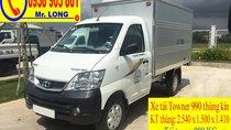 Bán xe tải Towner 990 tải 990 kg mới 100%, có hỗ trợ giá góp lên đến 75% tại Đà Nẵng