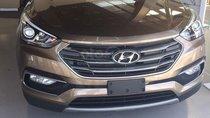 Bán Hyundai Santa Fe 2.4 AT máy xăng 2019, tặng ngay bộ PK cao cấp