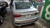 Phạm Hùng Auto CAD bán Hyundai Grand i10 đời 2018, màu bạc, nhập khẩu
