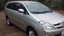 Gia đình bán Toyota Innova G 2007, màu bạc, nhập khẩu