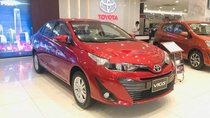 Bán ô tô Toyota Vios 2019, màu đỏ