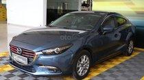 Cần bán Mazda 3 FL 1.5AT 2017, màu xanh lam