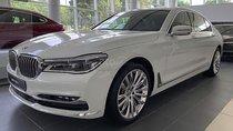 Bán BMW 750Li sản xuất năm 2019, màu trắng, nhập khẩu