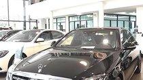 Cần bán xe Mercedes S450L năm 2019, màu đen, giá tốt