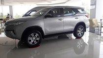 Bán Toyota Fortuner - Nhập khẩu Indonesia, xe màu bạc, giao ngay