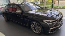 Bán BMW 7 Series M760Li năm sản xuất 2019, màu đen, nhập khẩu
