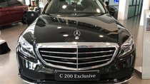 Bán Mercedes C200 Exclusive mới, hỗ trợ trả góp 80%, LH 0829986666