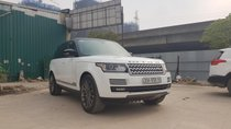 Bán Range Rover HSe trắng model 2015