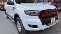 Cần bán Ford Ranger XLT năm 2016, màu trắng, nhập khẩu nguyên chiếc, số sàn giá cạnh tranh