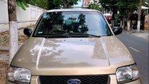 Cần bán lại xe Ford Escape 3.0 V6 năm sản xuất 2002, màu vàng