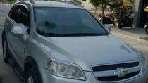 Gia đình bán xe Chevrolet Captiva đời 2009, màu bạc