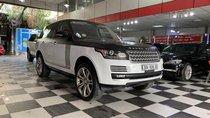 Bán LandRover Range Rover HSE 3.0 model 2016, màu trắng - đen, nhập Mỹ full option