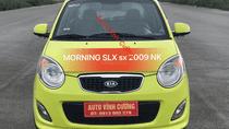 Bán xe Kia Morning 1.0 SLX năm sản xuất 2009, màu nõn chuối, nhập khẩu