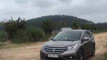 Cần bán lại xe Honda CR V AT sản xuất năm 2013, xe nhập