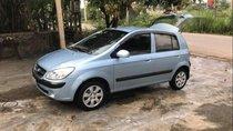 Gia đình bán Hyundai Getz đời 2010, màu xanh lam, xe nhập số tự động