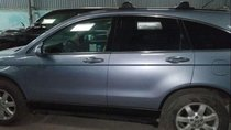 Chính chủ bán Honda CR V AT đời 2008, màu xanh lam, xe nhập