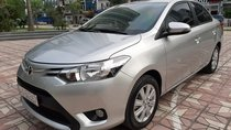 Cần bán Toyota Vios E 1.5MT 2018, màu bạc, 505tr