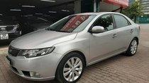 Cần bán gấp Kia Cerato 1.6AT sản xuất năm 2011, màu bạc, xe nhập