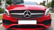 Mercedes A250 AMG màu đỏ model 2017, đăng ký 2017 tên tư nhân
