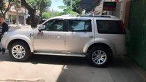 Cần bán xe Ford Everest MT sản xuất 2014, màu bạc