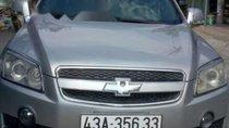 Bán lại Chevrolet Captiva năm 2008, màu bạc, xe gia đình