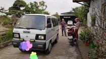 Cần bán Suzuki Super Carry Van sản xuất năm 2002, màu trắng, biển Hà Nội