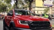Bán Ford Ranger năm 2019, màu đỏ, nhập khẩu nguyên chiếc