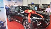 Cần bán xe Hyundai Santa Fe sản xuất năm 2019, màu đen