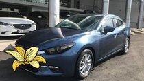 Bán ô tô Mazda 3 1.5AT Facelift đời 2017, màu xanh giá thương lượng