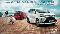Toyota Avanza 2019 trình làng, giá siêu rẻ chỉ từ 450 triệu VNĐ