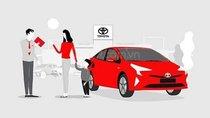 Tháng 4/2019: Doanh số xe Toyota tại Mỹ giảm 4,4%