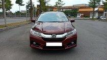Bán Honda City 1.5CVT 2016, màu đỏ, xe bà xã đi bán. Giá 480 triệu